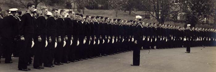 Navy Training Program at Morehead State