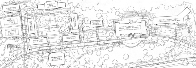 Olmsted Brothers Landscape Plans