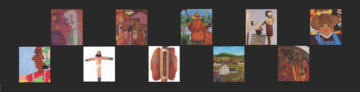 Selections from the Kentucky Folk Art Center's Permanent Collection