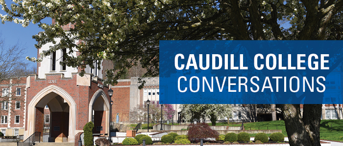 Caudill Conversations Video Archives