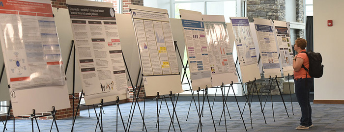 Celebration of Student Scholarship Posters Archive