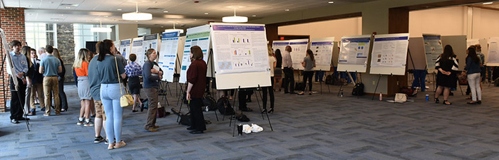 2021 Celebration of Student Scholarship - Poster Presentations