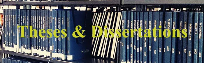 Morehead State Theses and Dissertations