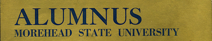 Morehead State Alumni Association Publications