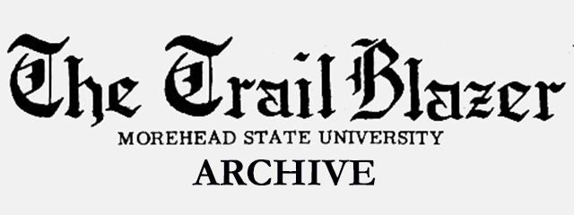 Morehead State Trail Blazer Archive
