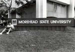 Morehead State Sign (image 01)