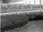 Morehead State Sign (image 03)