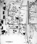 Campus Map, 1940
