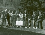 Library Tower Groundbreaking