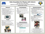Data Acquisition For Physics With Arduino