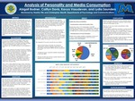 Analysis Of Personality And Media Consumption