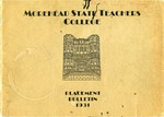 Bulletin of the Morehead State Teachers College Placement Service