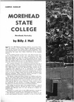 Campus Close-Up: Morehead State College