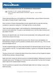 7 Call For Resignation of Morehead President
