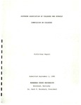 Fifth-Year Report for the Commission of Colleges of the Southern Association of Colleges and Schools