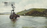 Ohio River Scene, Portsmouth, Ohio