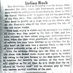 Inidan Rock by Portsmouth Daily Times
