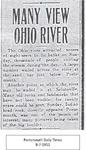 Many View Ohio River