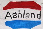 Ashland Oil Sign