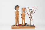 Adam and Eve by Carolyn Hall