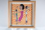 Walk Like an Egyptian by Joan Dance