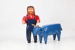 Paul Bunyan and Blue