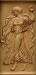 Dancing Maenad (Relief I)