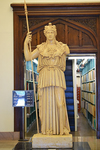 Athena (Minerve Au Collier) by Morehead State University. Camden-Carroll Library.