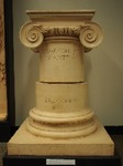 Ionic Capital and Base