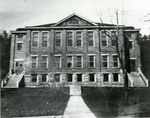 Burgess Hall (image 02) by Morehead Normal School