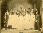 Class Photograph (image 04) by Morehead Normal School