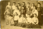 Class Photograph (image 07) by Morehead Normal School