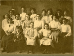 Class of 1906 by Morehead Normal School
