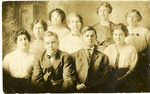Class of 1913 by Morehead Normal School