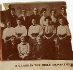 Bible Class by Morehead Normal School