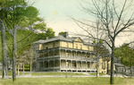 Hodson Hall (image 01) by Morehead Normal School