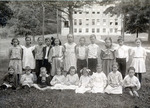 Class Photograph (image 09) by Morehead Normal School