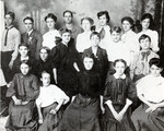 Class Photograph (image 10) by Morehead Normal School