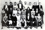Class Photograph (image 11) by Morehead Normal School
