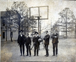 Basketball Team, 1900 by Morehead Normal School
