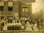 Class Photograph (image 16) by Morehead Normal School