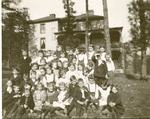 Class Photograph (image 19) by Morehead Normal School