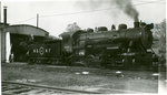 Locomotive #14 (image 01) by Morehead & North Fork Railroad Company