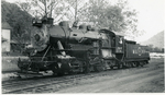 Locomotive #14 (image 02) by Morehead & North Fork Railroad Company