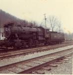 Locomotive #14 (image 05) by Morehead & North Fork Railroad Company