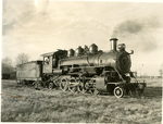 Locomotive #300