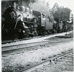 Unidentified Locomotive (image 01) by Morehead & North Fork Railroad Company