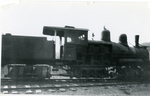 Unidentified Locomotive (image 02) by Morehead & North Fork Railroad Company