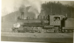 Unidentified Locomotive (image 03) by Morehead & North Fork Railroad Company
