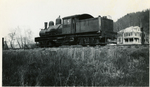 Unidentified Locomotive (image 06) by Morehead & North Fork Railroad Company